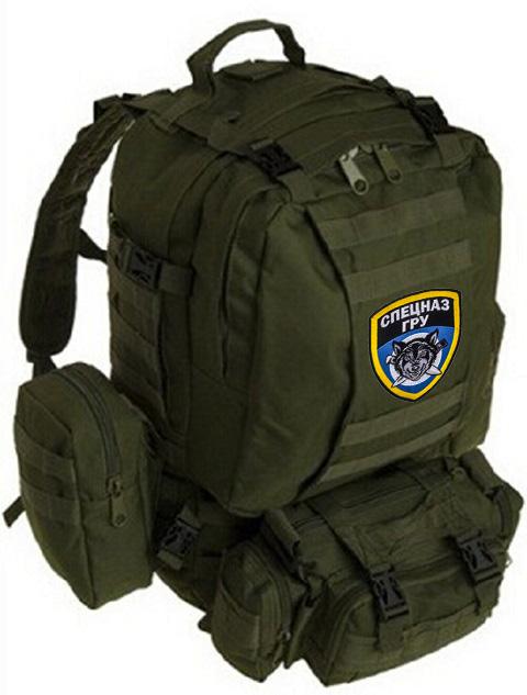 Камуфляжный рюкзак US Assault для подразделений Спецназа ГРУ