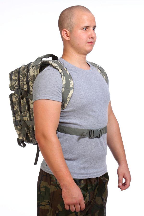 Рюкзак Mil-tec Assault (ACUPAT)