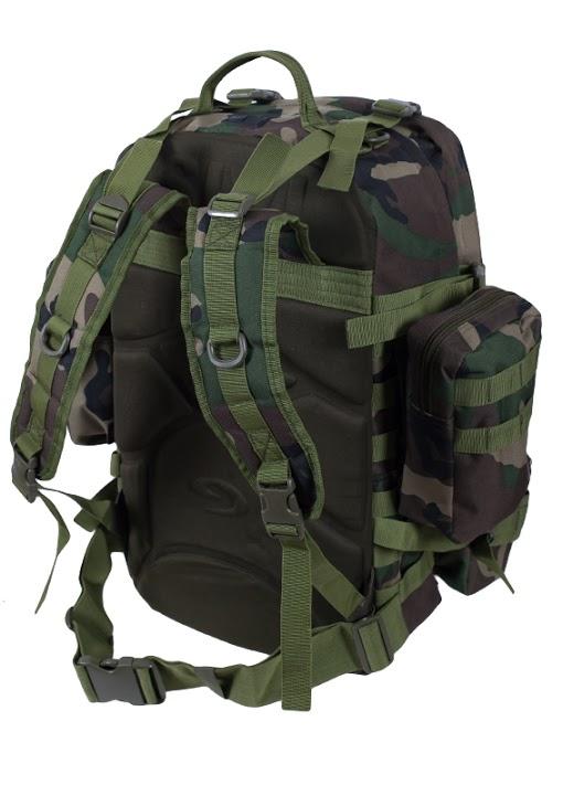 Купить спецназовский рюкзак ГРУ в камуфляжном дизайне
