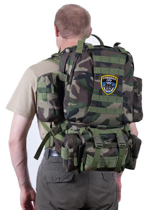 Недорогие тактические рюкзаки Спецназа ГРУ
