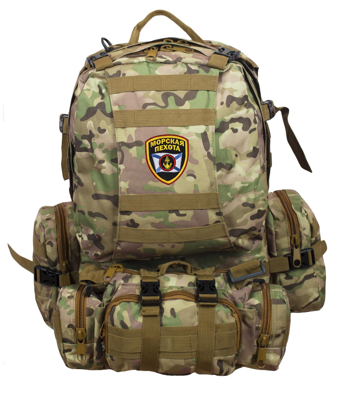 Купить в Москве тактический рейдовый рюкзак