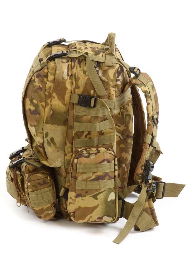 Тактическое снаряжение и рюкзаки Морской пехоты