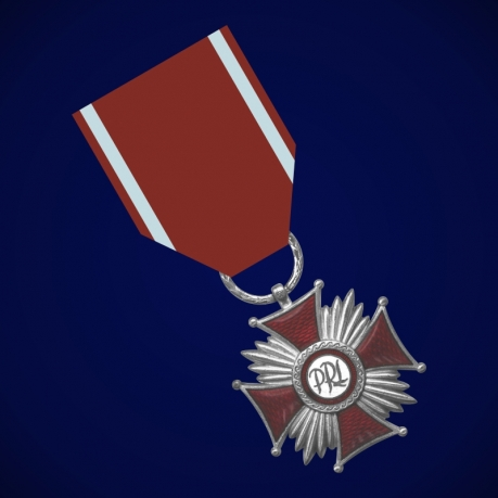 Серебряный Крест Заслуги (Польша)