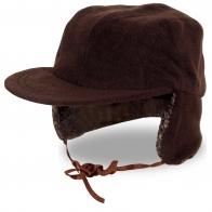 Стильная мужская ушанка – подворачиваем «уши», получаем модную кепку