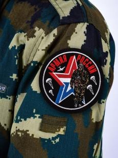 Шеврон Армии России