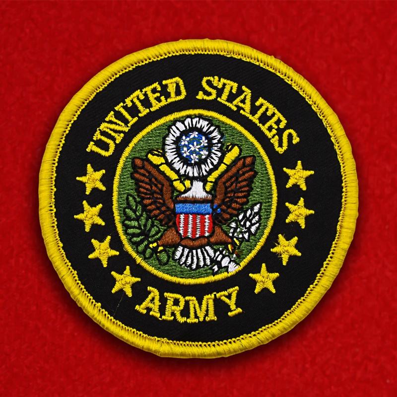 Заказывайте шевроны Армии США выгодно и быстро