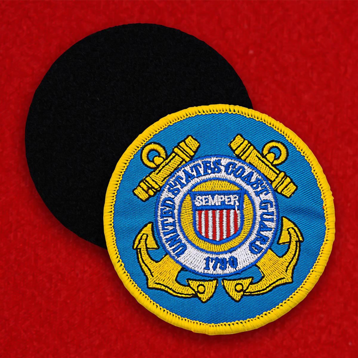 Шеврон Береговой охраны США