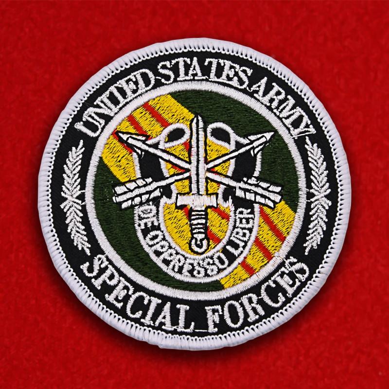 Купить шевроны Спецназа Армии США