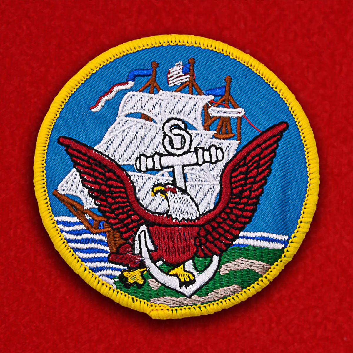 Шеврон ВМС США