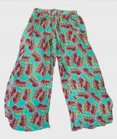 Широкие красочные брюки ALL FOR COLOR.