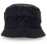 Шляпа серого цвета