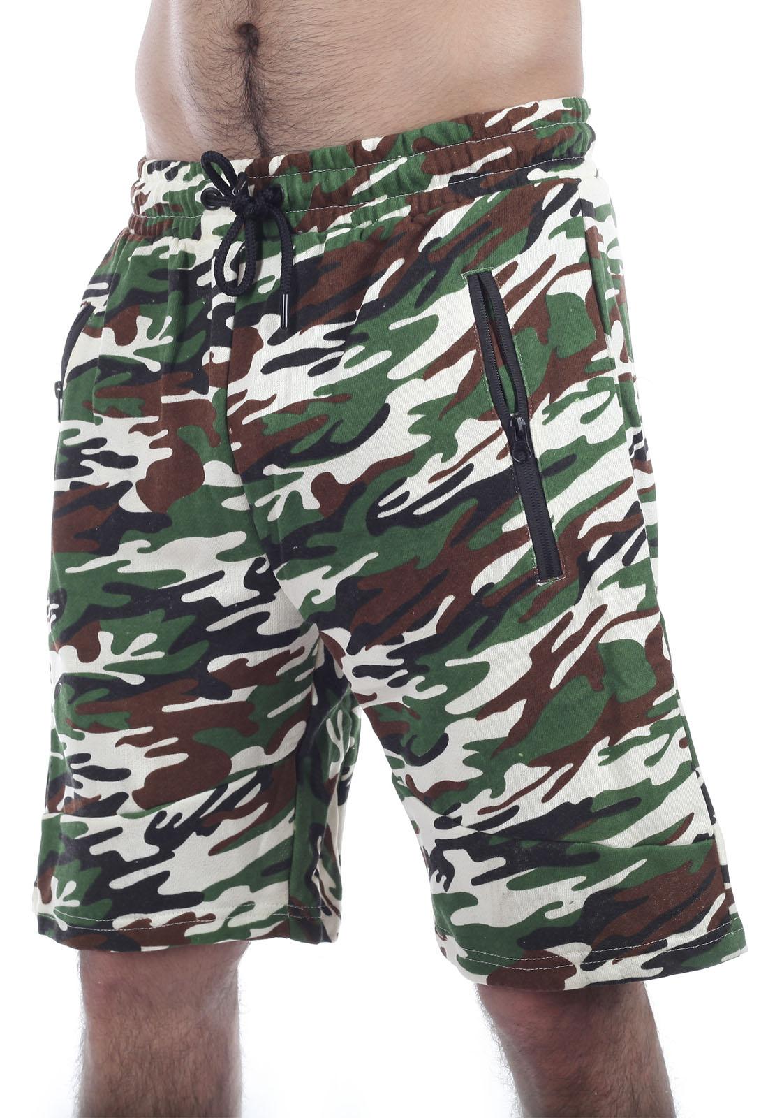 Купить в Москве армейские мужские шорты New York Athletics