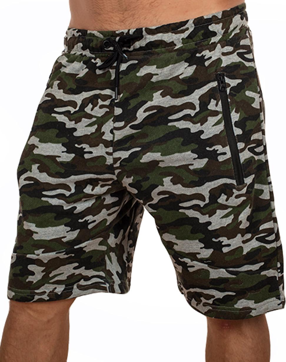 Купить недорогие камуфляжные шорты в интернет магазине Военпро