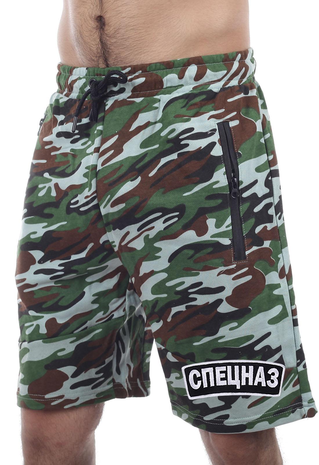 Мужские шорты для Спецназа от Военпро