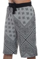 Продуманные мужские шорты Vibes Gold Jogger с уютным флисом