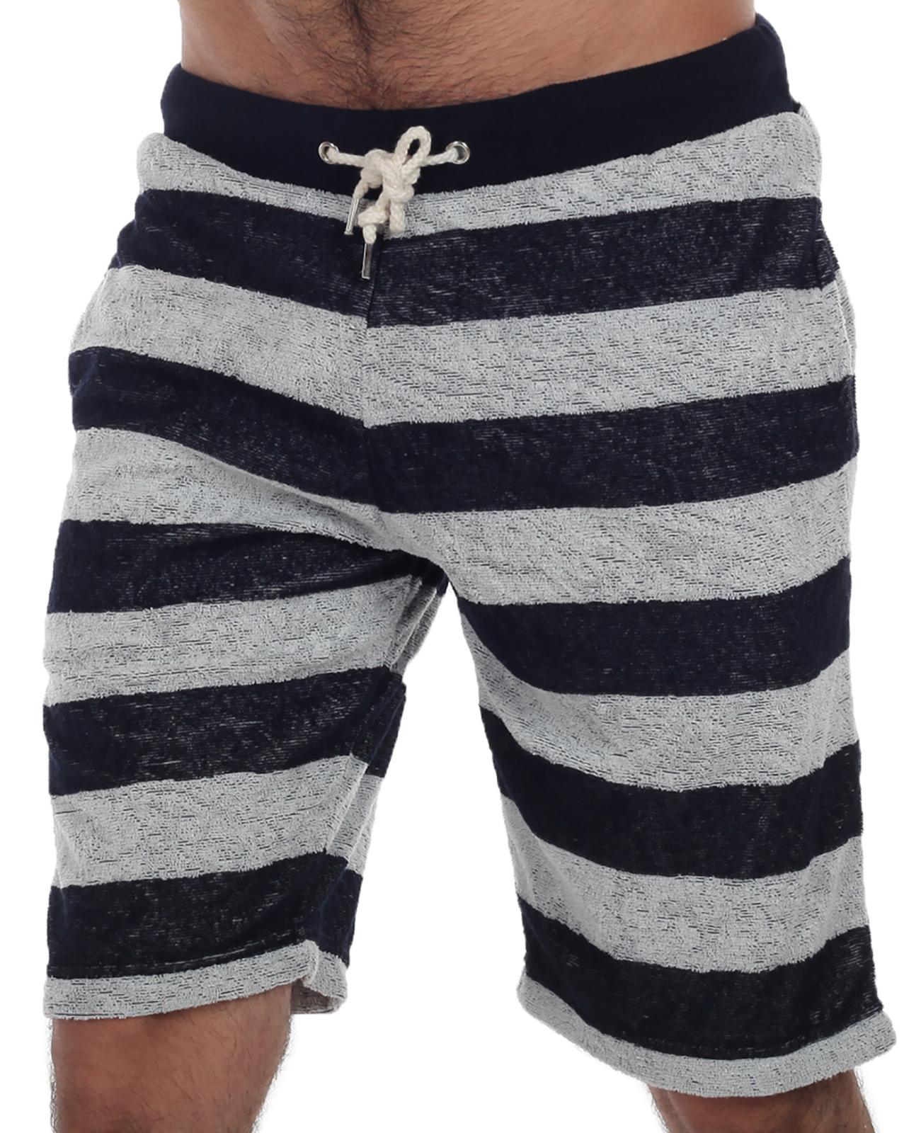 Брендовые мужские шорты в полоску – лучшая цена на качество от Growth by Grail