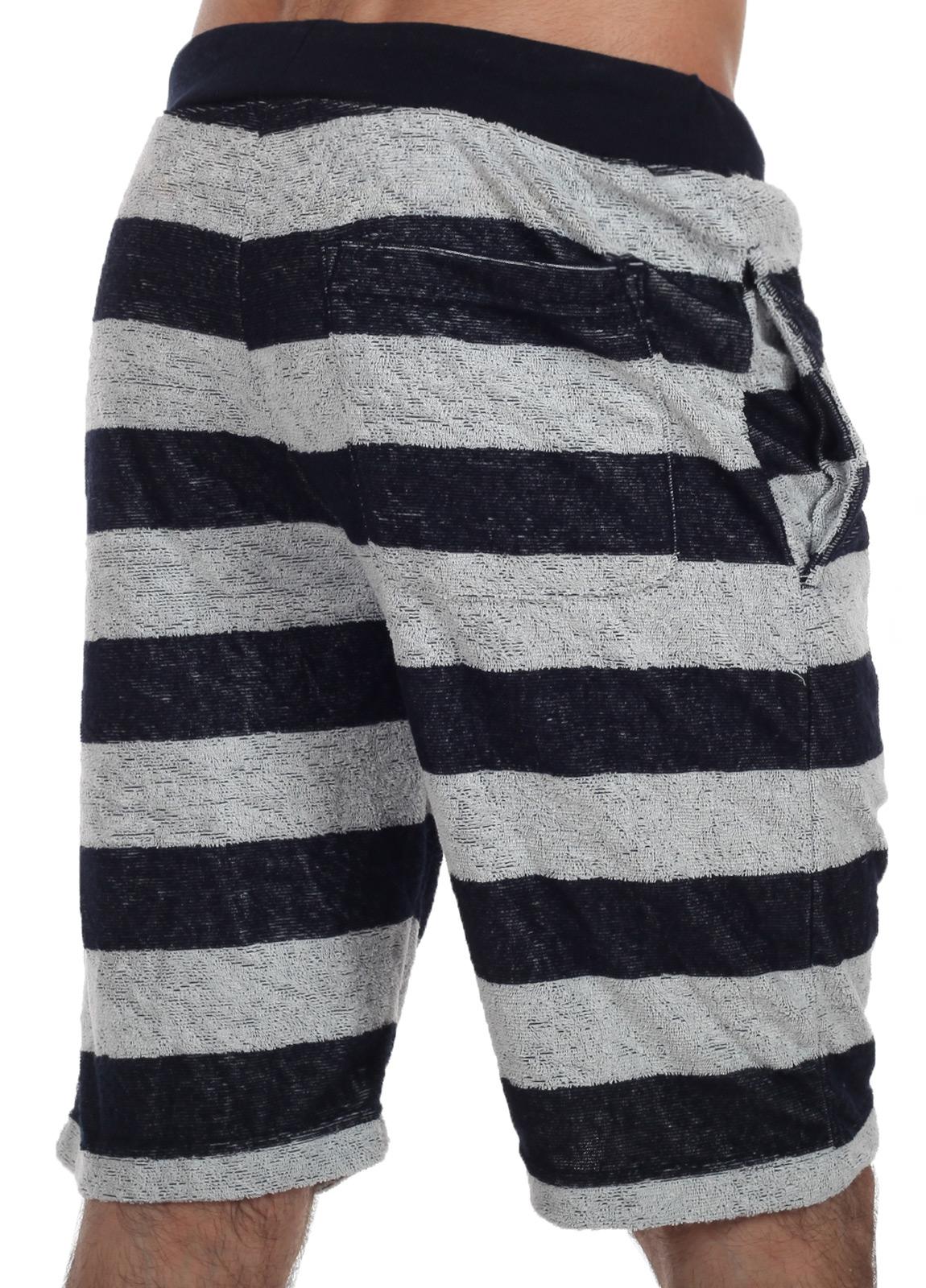 Купить шорты для дома – очень приятная к телу полосатая модель на каждый день