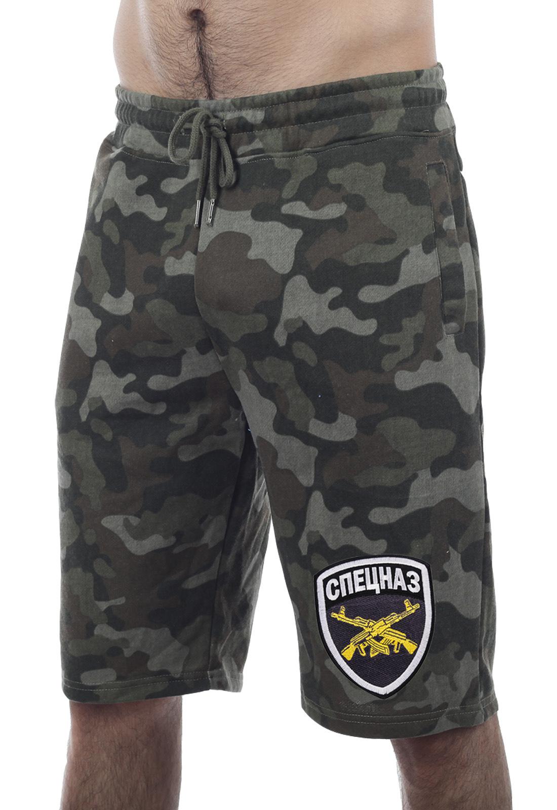 Купить камуфляжные шорты СПЕЦНАЗ в интернет магазине Военпро