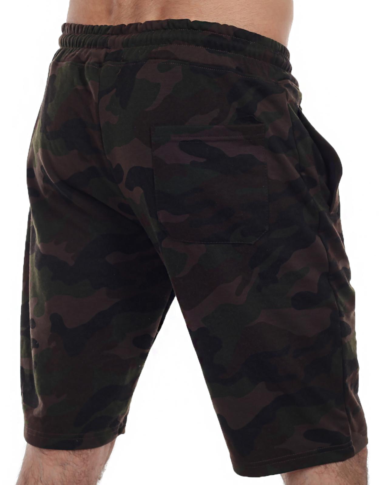 Купить в интернет магазине мужские удлиненные шорты