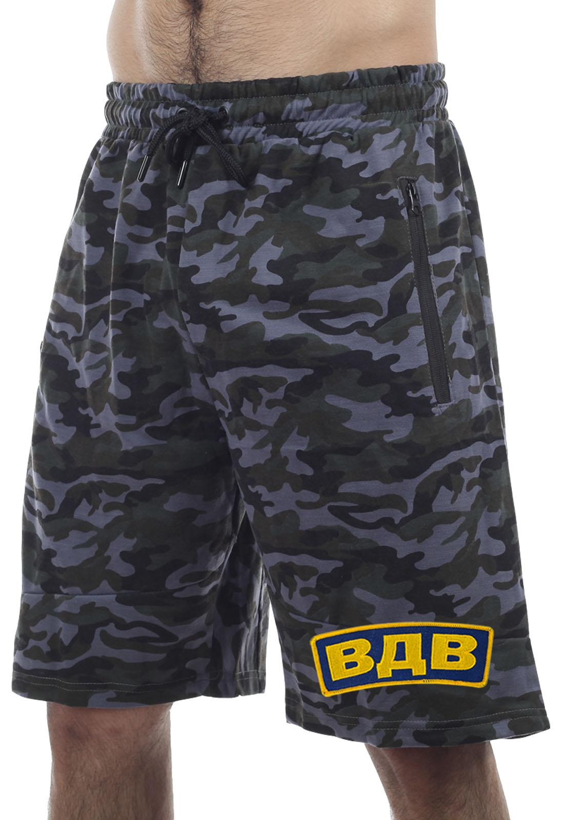 Милитари шорты для ВДВ – много другой мужской одежды смотри в каталоге Военпро