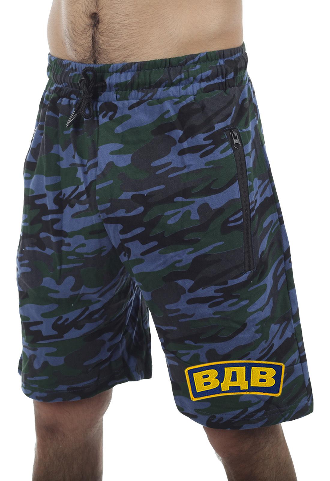 Купить в Москве с доставкой мужские шорты New York Athletics