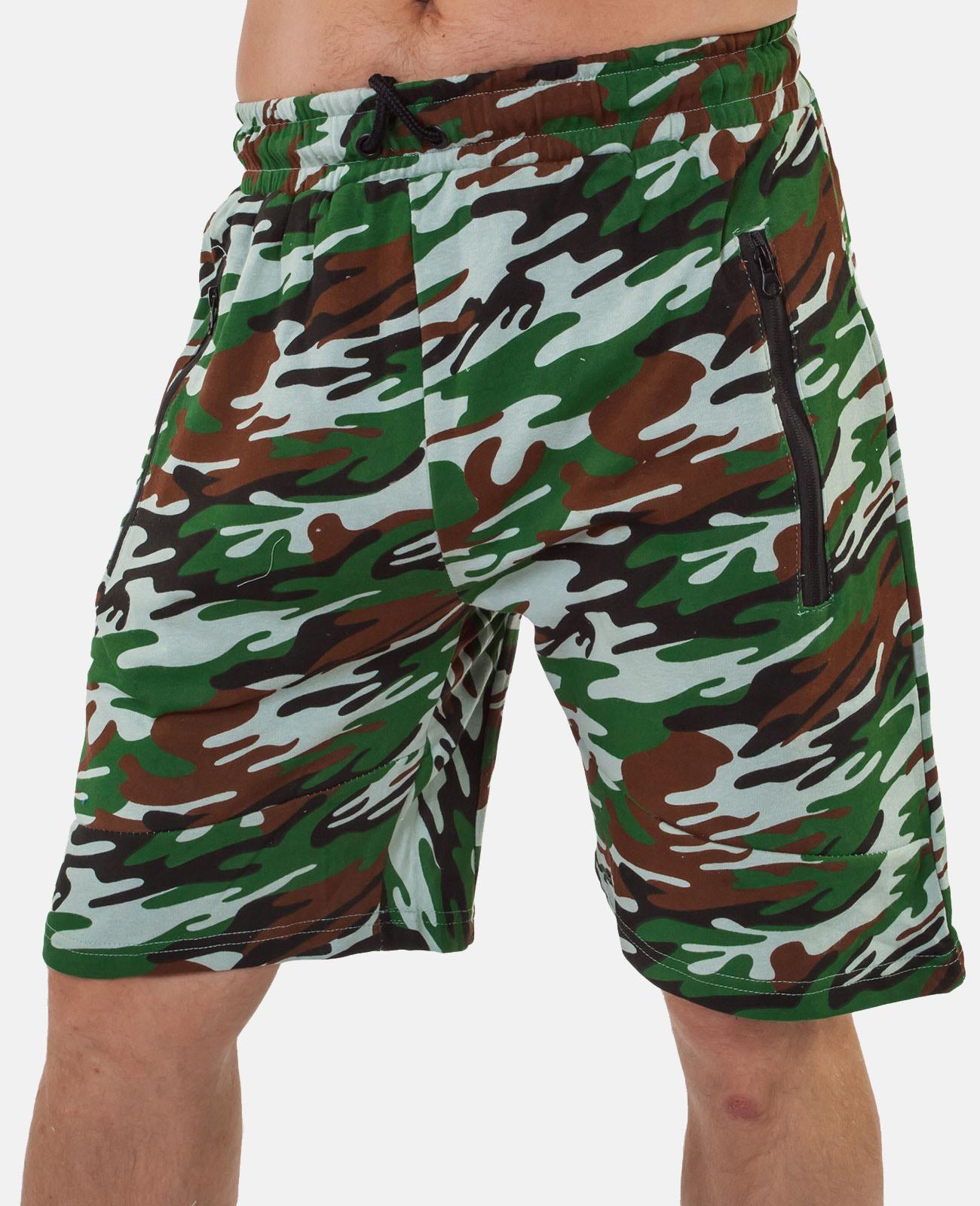 Военные мужские шорты New York Athletics – новинка каталога!
