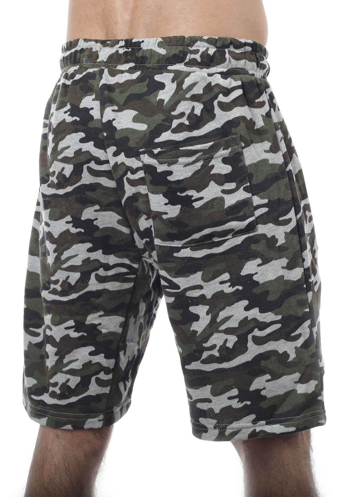 Заказать мужские шорты защитного цвета в военторге Военпро