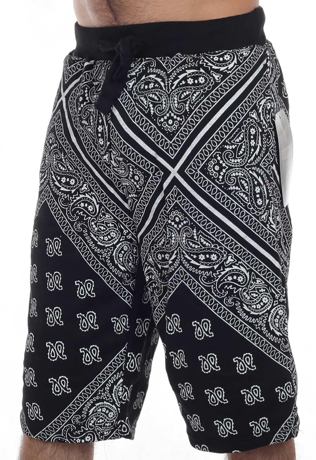 Мужские шорты Vibes Gold Jogger на флисе и широком поясе