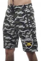 Мужские шорты с эмблемой Спецназа
