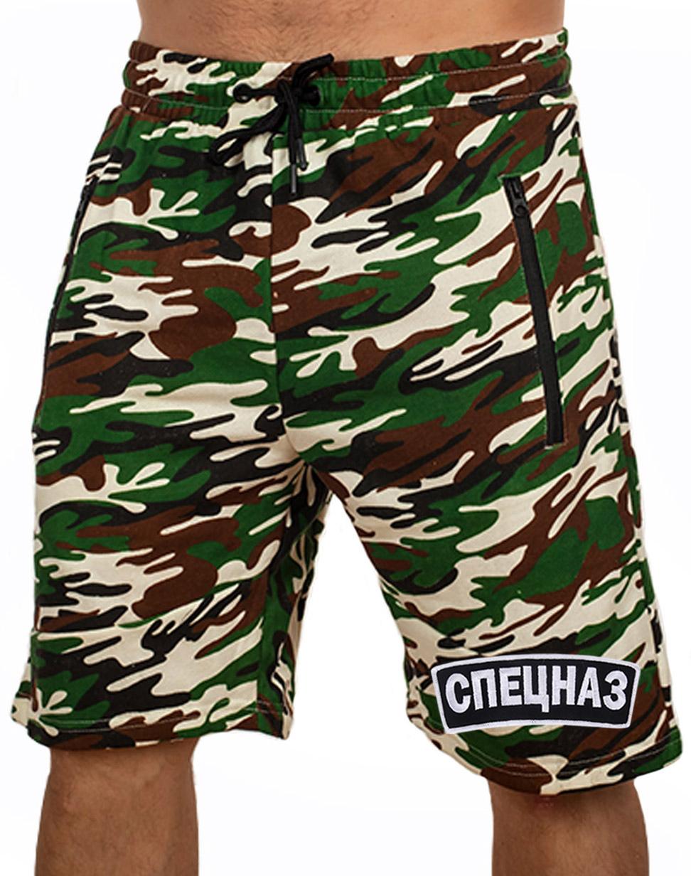 Купить мужские шорты СПЕЦНАЗА в интернет магазине Военпро