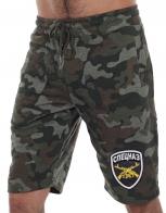 Мужские шорты Спецназа в камуфляже Woodland