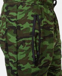 Мужские шорты в армейском стиле – новинка от New York Athletics.
