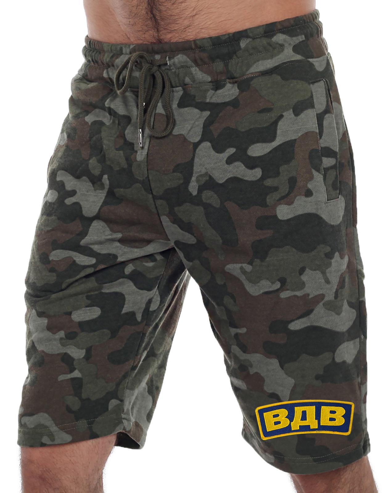 Купить военные мужские шорты ВДВ в магазине Военпро