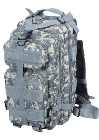 Штурмовой рюкзак США камуфляж ACU