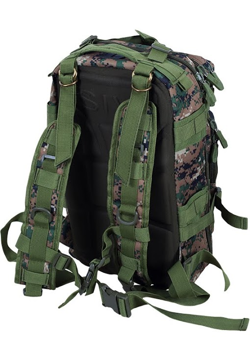 Штурмовой рюкзак США камуфляж Marpat