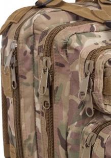 Штурмовой рюкзак США камуфляж Multikam