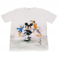 Симпатичная футболка Disney Land Микки-Маус и его друзья