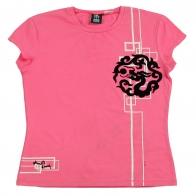 Симпатичная футболка Enjoy. Понравится каждой моднице!