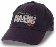 Символичная бейсболка Machu Picchu, приуроченная к году получения древним городом статуса Всемирного Наследия ЮНЕСКО
