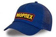 Синяя кепка с сеткой МОРПЕХ