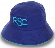 Синяя панама RSC. Универсальный цвет и размер. Модель унисекс