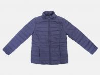 Сиреневая женская куртка URB