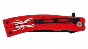 """Складной нож Tanto Spider Spring Assisted 8"""" RD - купить по специальной цене"""