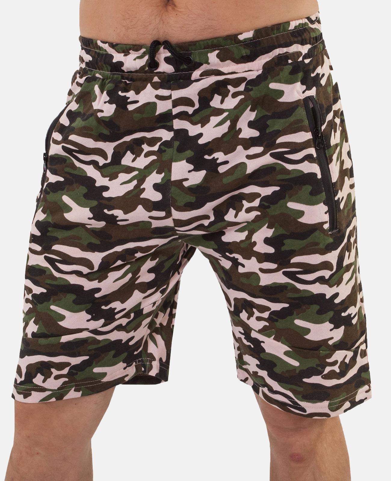 Купить в Москве недорогие мужские шорты New York Athletics