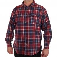 Клетчатая мужская сорочка Old Mill