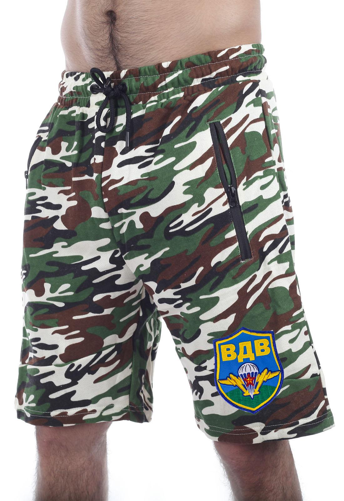 Армейские  шорты для десантника