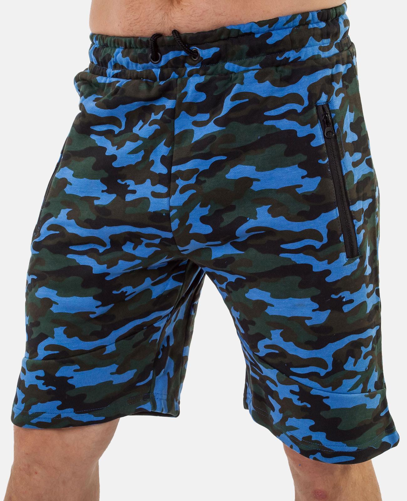 Купить военные мужские шорты New York Athletics