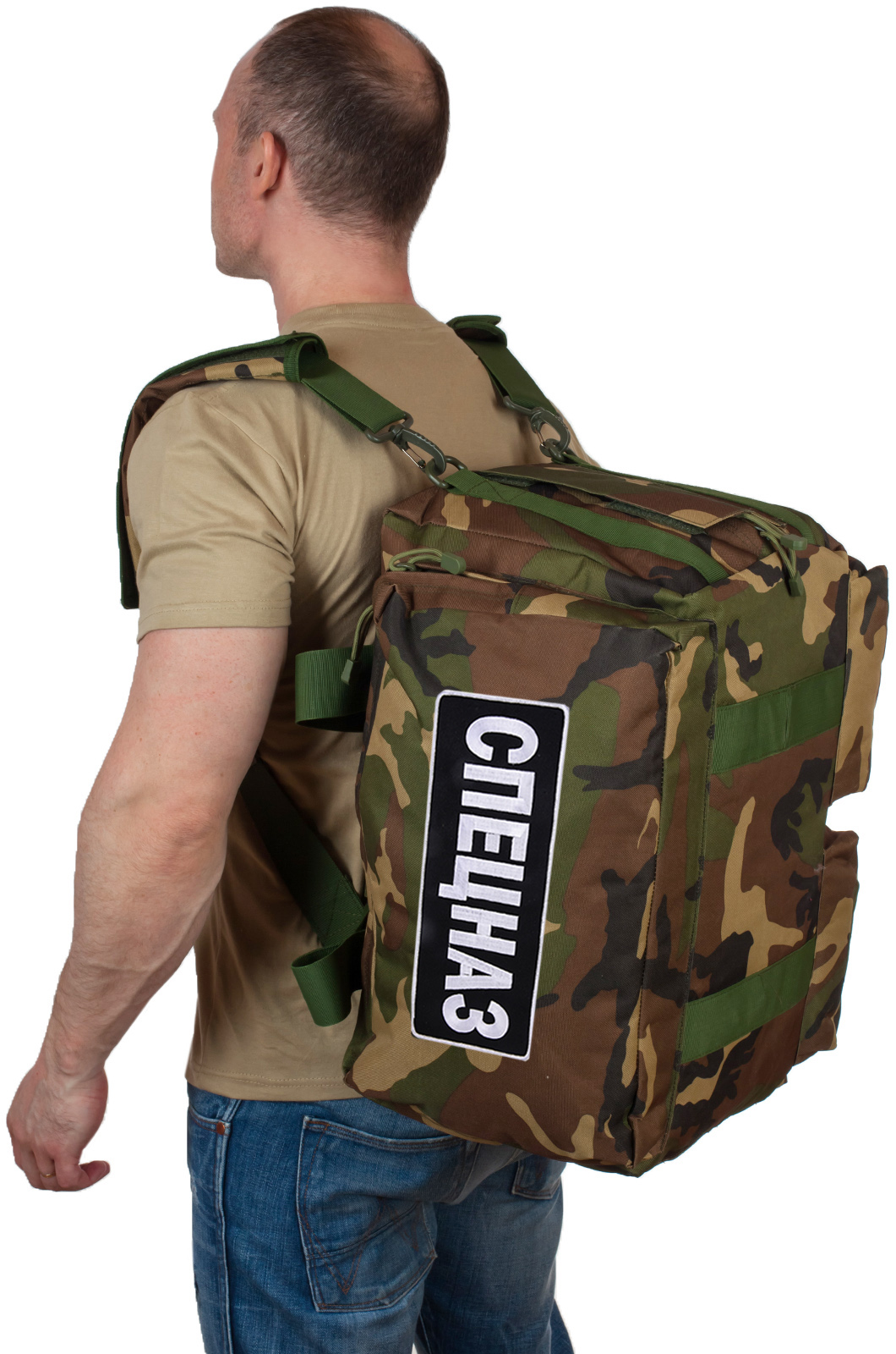 Купить в военторге сумку рюкзак Спецназ