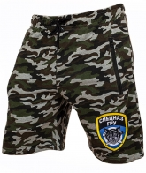 Спецназовские милитари шорты ГРУ