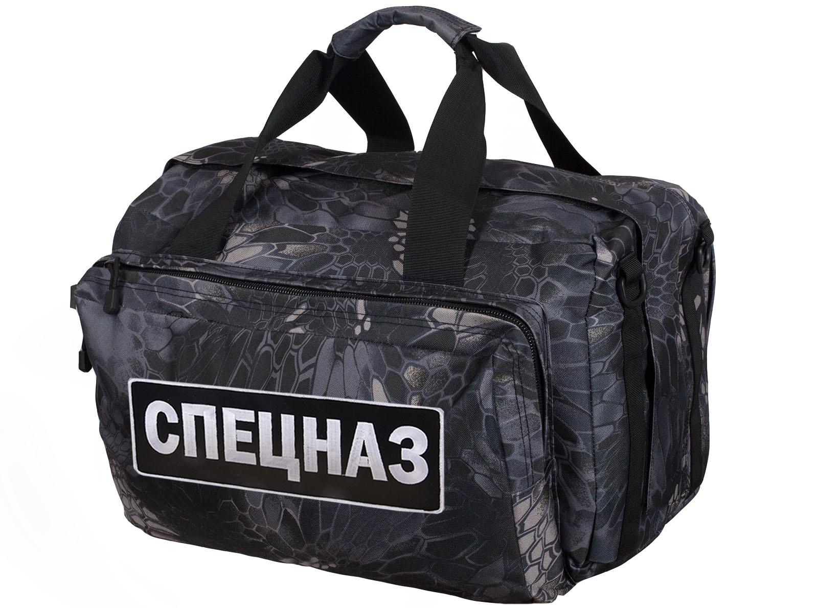 Купить в интернет магазине с доставкой по Москве сумку рюкзак Спецназа